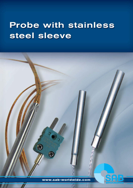 SAB Probe with Stainless Steel Sleeve